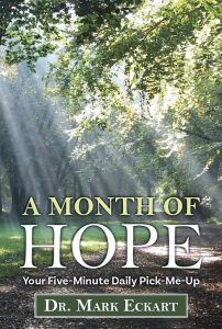 A Month of Hope book cover